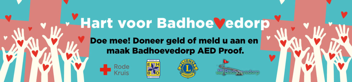 Badhoevedorp AED Proof